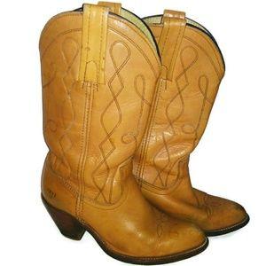 24a82d3044e Women Vintage Frye Cowboy Boots on Poshmark